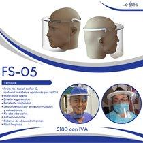 Mascarillas de protección FS-05 para personal médico