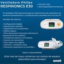 Ventiladores E30 Philips