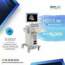 Ultrasonido PHILIPS HD 15 Equipo cardiovascular