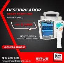 Desfibrilador HeartStart MRX