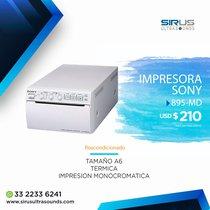 Impresora  Monocromatica Sony 895md