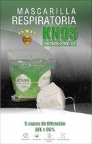 Mascarillas KN95 GB2626-2006