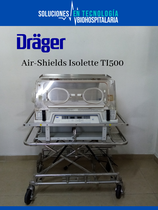 Incubadora Air-Shields isolette TI500