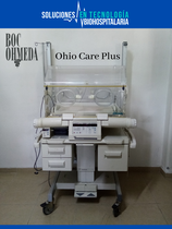Incubadora OHMEDA Ohio Care Plus 4000 con doble pared