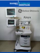 Máquina de Anestesia GE Datex-Ohmeda Aisys