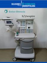 Máquinas de Anestesia GE Datex Ohmeda S/5 Aespire