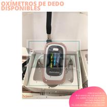 Oximetro De Dedo Amplio Stock