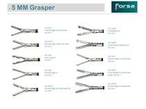 Grasper laparoscopico reusable