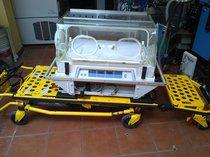 Incubadora de transporte HILL-ROM TI-500