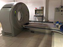 CT Scanner Toshiba Aquilion de 64 cortes