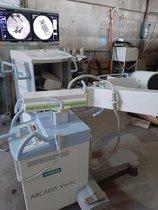 Arco en C (fluoroscopio) Siemens Avantic Varic