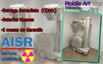 Rayos X Rodable de Alta Frecuencia Shimadzu Mobile Art Plus