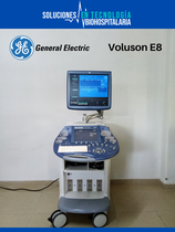 Ultrasonido General Electric Voluson E8