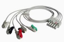 ECG 5-lead grabber set 1 m DRAGER  5956458