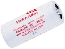 Bateria recargable Welch Allyn 7200