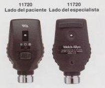 Cabezal Oftalmoscopio Polarizado De Lineas Cruzadas