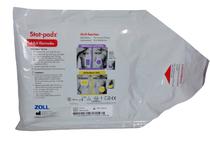 Stad Pad II ZOLL, Parches electrodos para desfibrilador