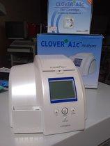 Equipo para medir concentración de hemoglobina  Clover A1c