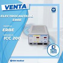 Electrocauterio Erbe ICC 200