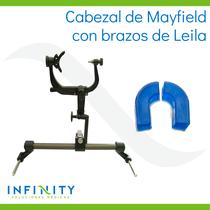 Renta de Cabezal de Mayfield con Brazos de Leyla