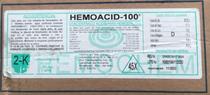 Hemoacid 100 Hemochem Hemodiálisis