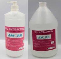 Gel Antibacterial Marca Amvar