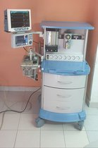 Máquina de anestesia Penlon SP2 con monitor básico