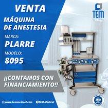 Máquina de Anestesia Plarre 8095
