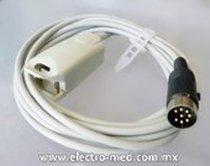 Sensores de SP02 Reusables, Desechables y Extenciones