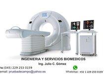 Venta Instalacion y mantenimiento a equipo medico.