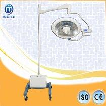 Equipo médico Quirúrgico Reflector sin sombra Lámpara halógena de funcionamiento.