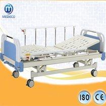Muebles médicos de tres funciones, cama de hospital manual a-5 (ECOM25)
