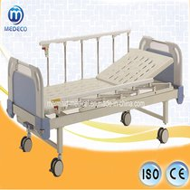 Equipo médico B-21-1 Semi-Fowler cama de hospital móvil B-21-1 Ecom49