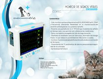 Monitor de Signos Vitales Veterinario