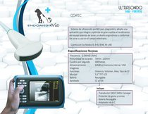 Ultrasonido Portatil Veterinario