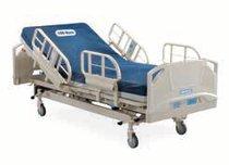 Camas Hospital Electricas con Colchon y Porta Sueros