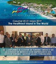 CONGRESO DE TURISMO MÉDICO COZUMEL MÉXICO 2019