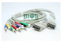 Cable Multi-Link para EKG G.E Generico 10 Leads Banana, AHA