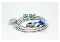 Sensor Oximetria Multisitio G.E Generico Trusignal 9 Pins, 3M