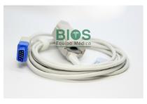 Sensor Oximetria Adulto G.E 9 Pins, TRUSIGNAL, 3M, Generico