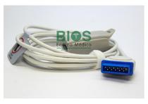 Sensor Oximetria Adulto G.E OHMEDA. 11 Pins, Generico, 3 Mts