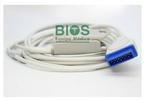 Sensor Oximetria Adulto GE-NELLCOR 11 Pins, 3 M, Generico