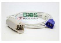 Sensor Oximetria Adulto Nihon Kohden DB9 9 Pins, 3M Generico