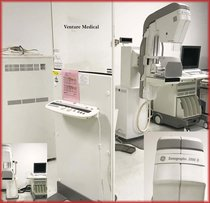 Ge Senographe 2000D - Mamografo - Usado.