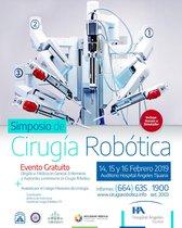 Simposio de Cirugía Robótica en el Hospital Angeles de Tijuana