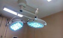 Actualización de lámparas quirúrgicas