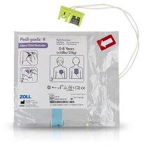 Parche electrodo infantil Pedi-Padz II, desechable