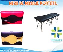 Mesa de Masaje Portatil