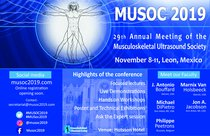 The 29th International Musculoskeletal Ultrasound Conference