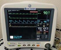 Monitor de Signos Vitales GE Dash 4000 con Capnografía (CO2)